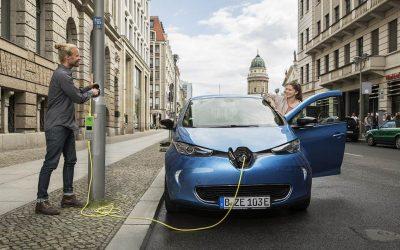 EV – Growing Presence on European Roads